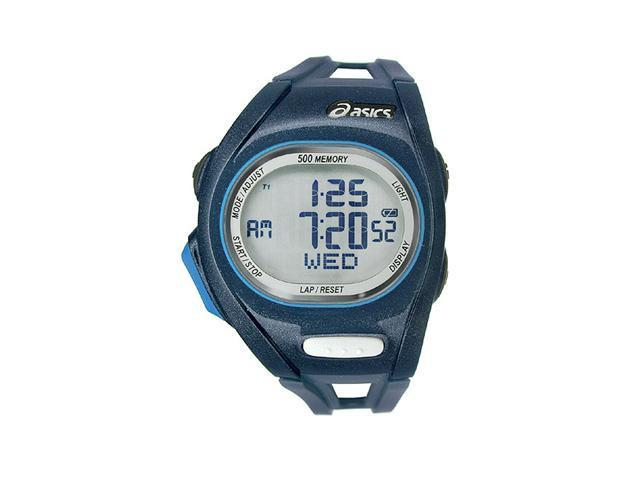 Asics CQAR0102 Race Regular Dark Blue Unisex Watch