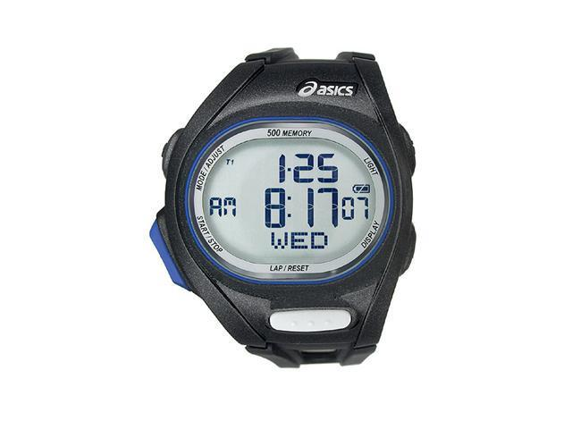 Asics Race Super - Black Men's watch #CQAR0201