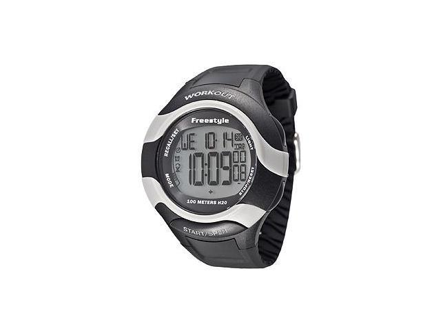 Freestyle Workout 2.0 - Grey Digital Men's watch #101183