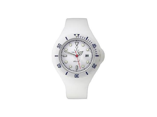 Toy Watch Jelly - White Unisex watch #JY01WH