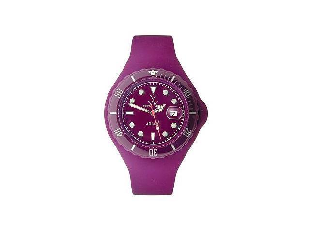 Toy Watch Toy Jelly Purple Dial Unisex Watch #JY18AM