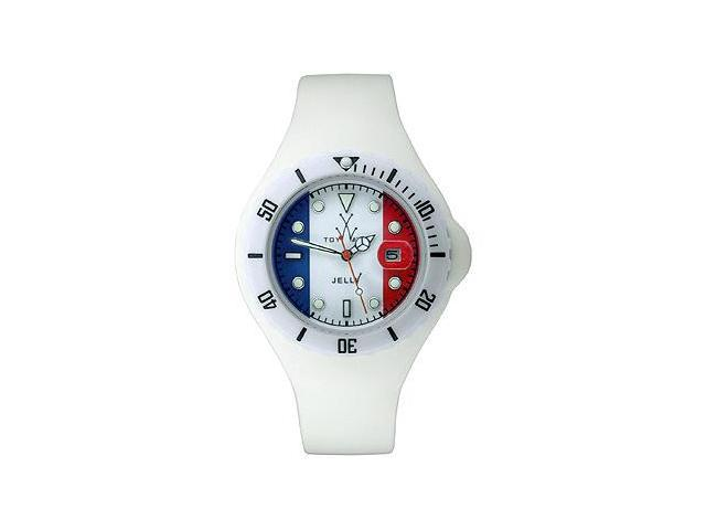 Toy Watch World Cup Jelly - France Unisex watch #JYF02FR