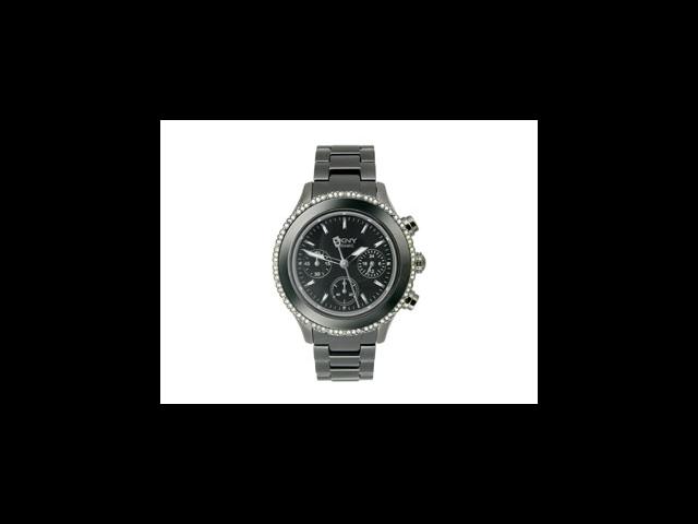 DKNY 3-Hand Chronograph Ceramic Women's watch #NY8671