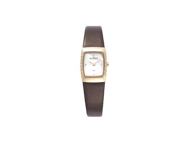 Skagen 2-Hand with Glitz Women's watch #684XSRLD