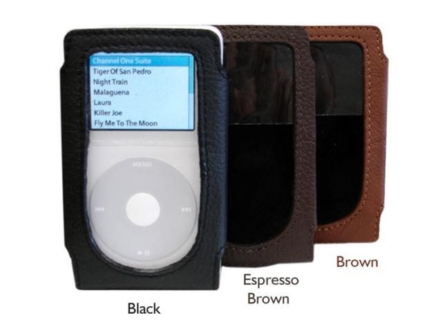 Amerileather Leather iPod 4th Generation Case