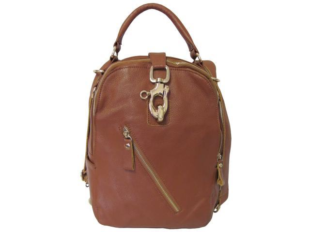 Amerileather Quince Leather Handbag/Backpack (#1511-2)