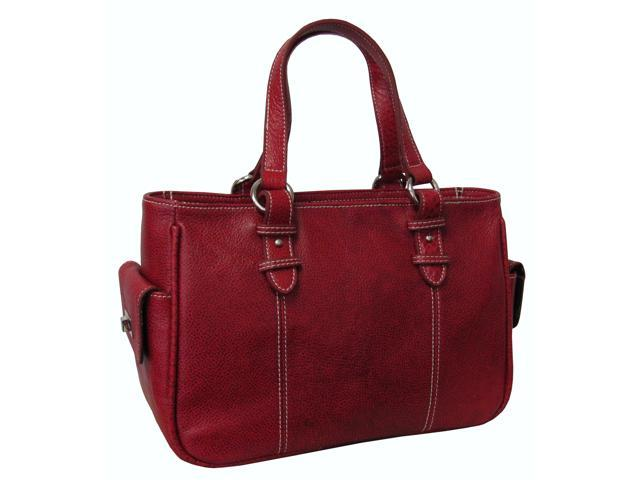 Sophisticated Leather Shopper Bag (#1831-5)