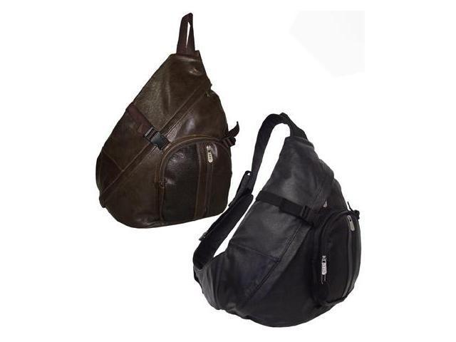 APC Leather Cross Body Sling Bag (#1519-03)