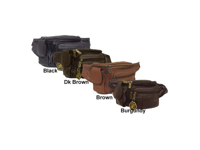 Leather Cell Phone/Fanny Pack (#7350-0)