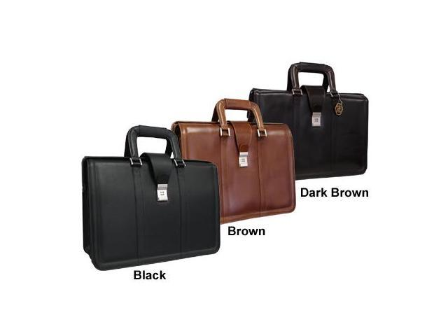 APC Litigator Leather Executive Brief (#2920-024)