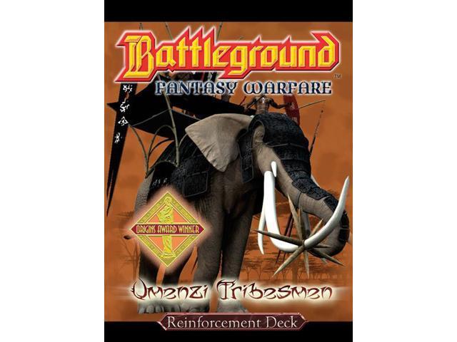Battleground Fantasy Warfare: Umenzi Tribesmen
