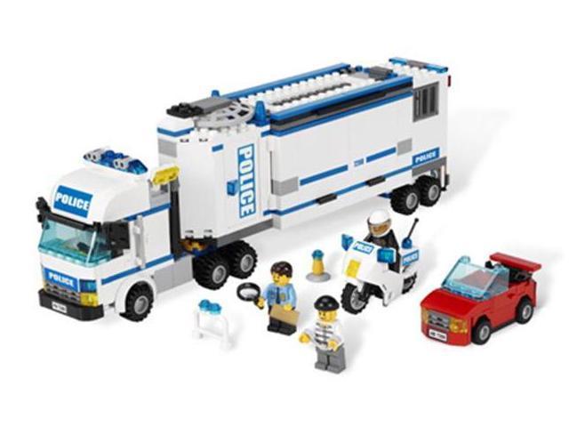 LEGO: City: Mobile Police Unit