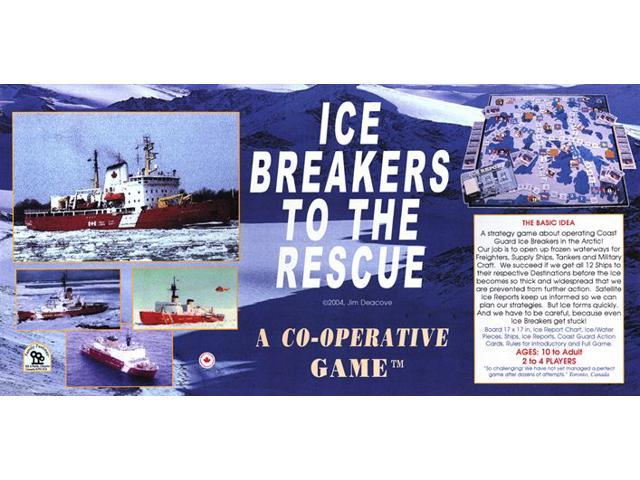 Ice Breakers to the Rescue