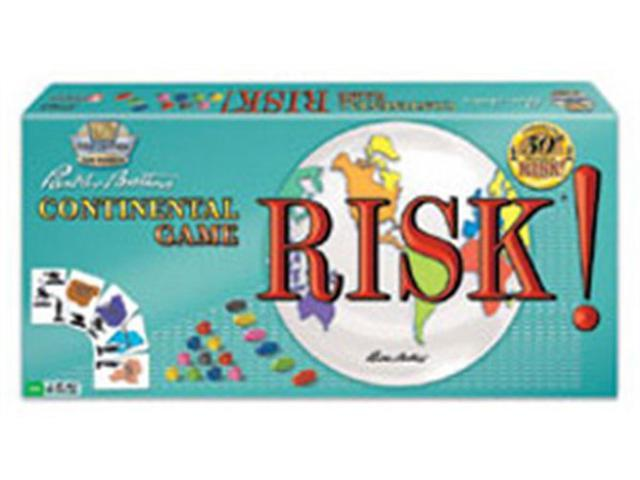 Risk!: Continental Game