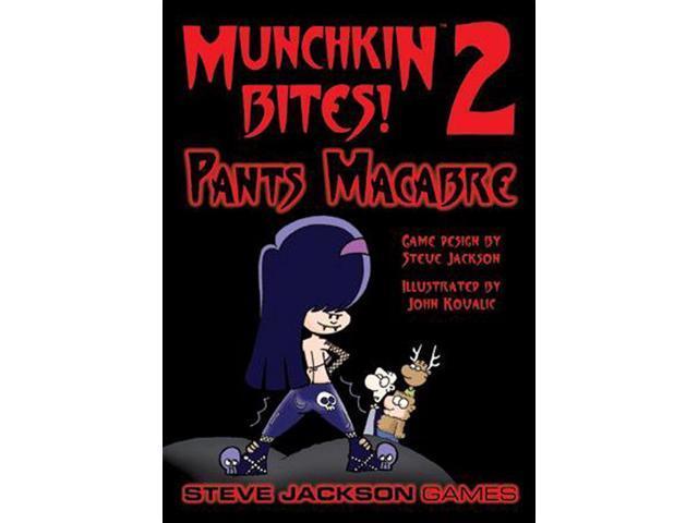Munchkin Bites! 2: Pants Macabre