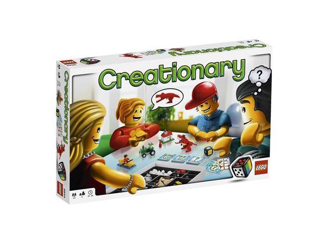 LEGO: LGS: Creationary