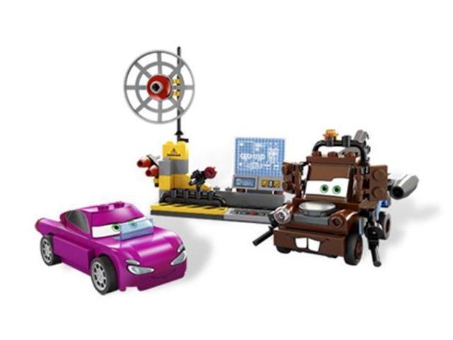 LEGO: Mater's Spy Zone