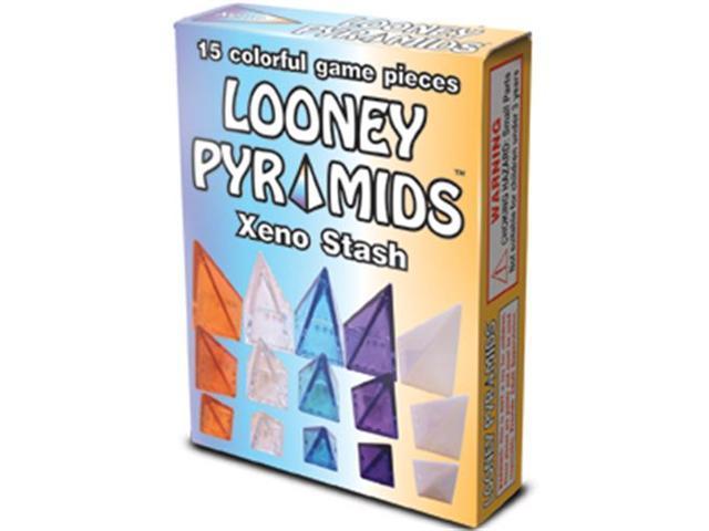 IceDice: Pyramid Stash: Xeno