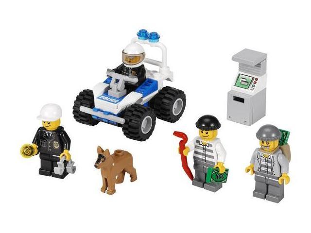 Police Minifigure Collection by Lego - 7279