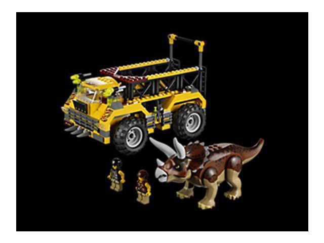 LEGO: Dino: Triceratops Trapper