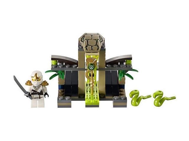 LEGO: Ninjago: Venomari Shrine