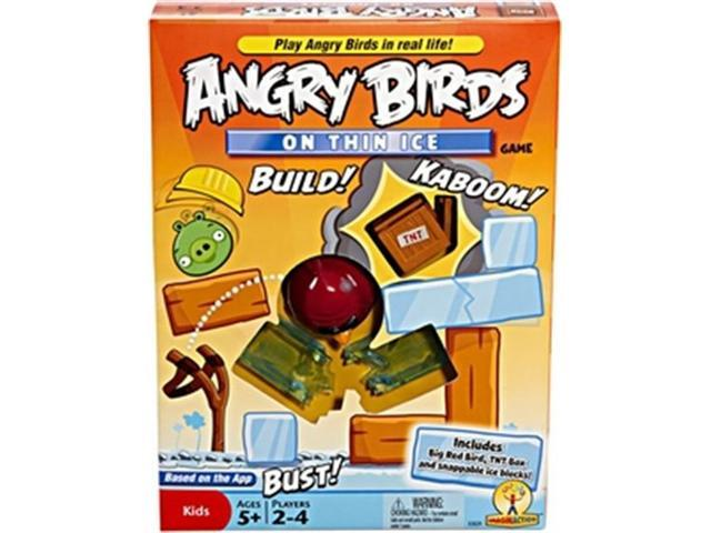 Angry Birds: On Thin Ice