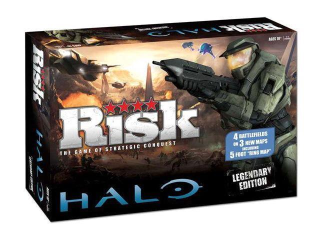 Risk: Halo