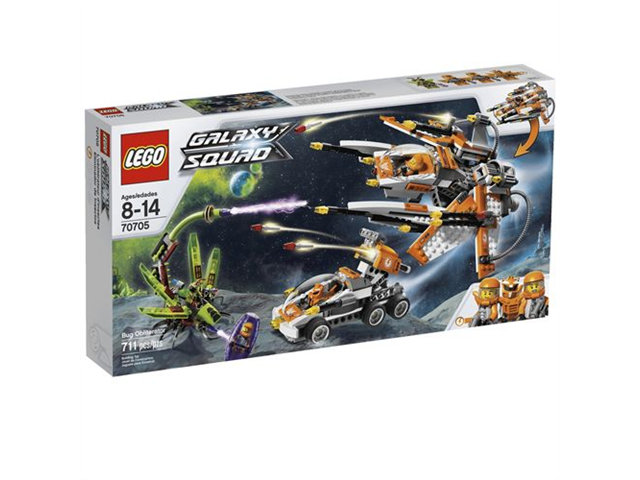 LEGO: Galaxy Quest: Bug Obliterator