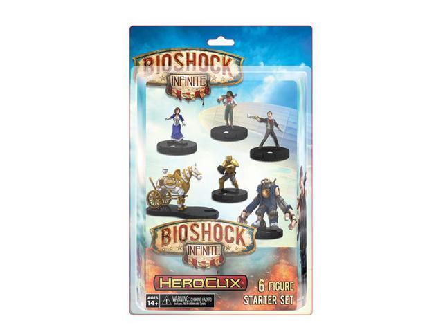 Bioshock Infinite Heroclix: 6-Figure Starter Set