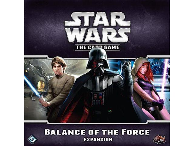 Star Wars: The Card Game: Balance of the Force