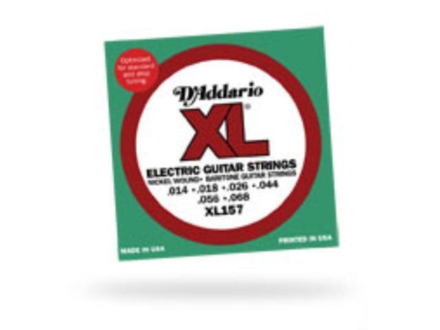 D'Addario XL157 Baritone Strings - Medium - 1 Set