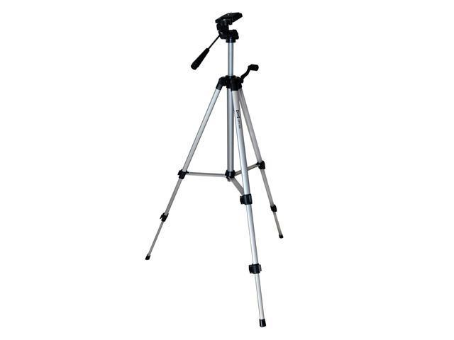 "Opteka OPT540 54"" Compact Professional Photo / Video Tripod With Carry Case"