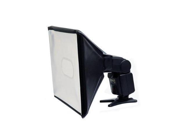 "Opteka SB-10 Large Universal Studio Soft Box Flash Diffuser for External Flash Units (9"" X 8.5"" Screen)"