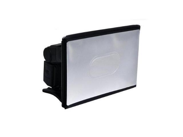 "Opteka SB-5 Medium Universal Studio Soft Box Flash Diffuser for External Flash Units (8"" X 6"" Screen)"