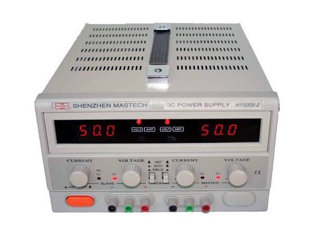 Kaito HY5005E2 Dual Output Variable DC Power Supply 50V 5A