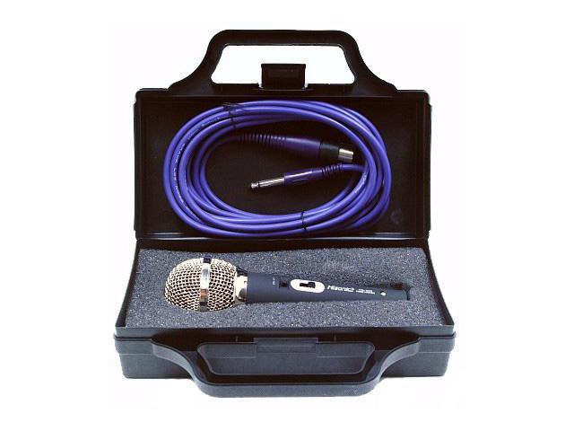 Signature Music Pro HS800 Wired Dynamic Microphone with Volume Control