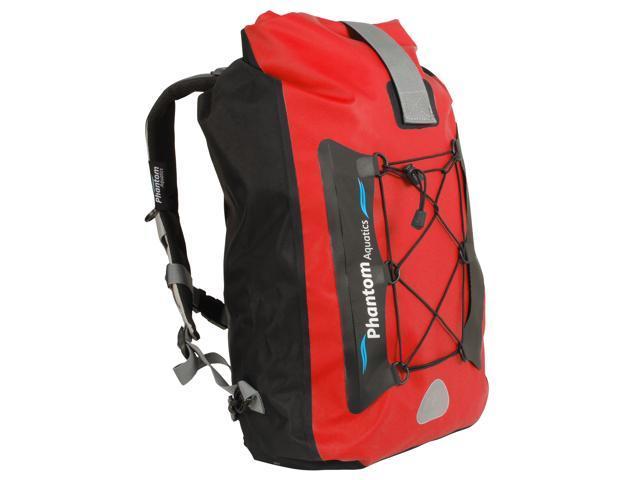 Phantom Aquatics 25 Liter Premium Waterproof Backpack Gear Bag