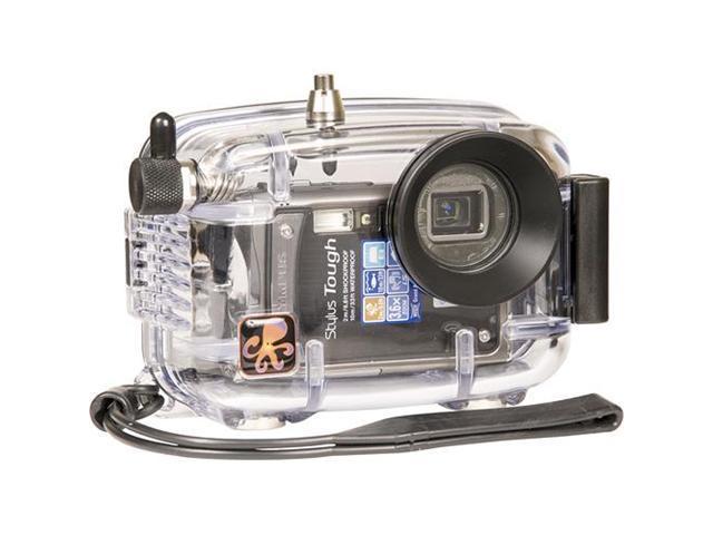 Ikelite Underwater Waterproof Housing Case for Olympus Tough 8000 Digital Camera