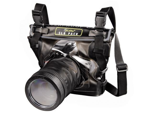DiCAPac WP-S10 Black Waterproof Case For SLR Digital Cameras