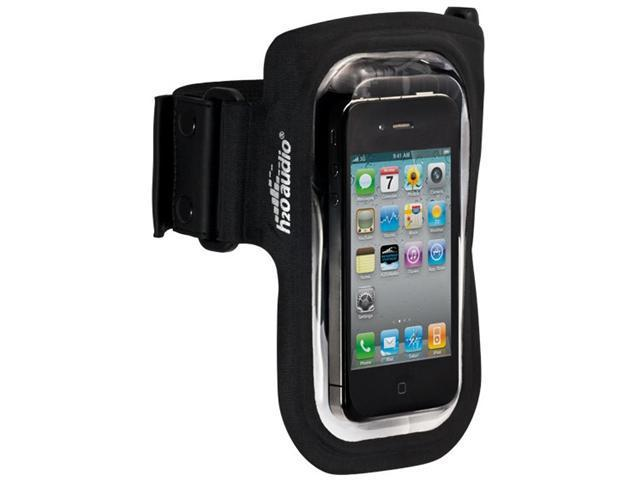 H2O Audio Amphibx Fit Waterproof Case for iPhone, Droid & Large MP3 Players