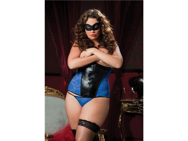 Blue Royale Waist Cincher (Non-Packaged)