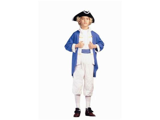 Child Colonial Captain Costume RG Costumes 90133