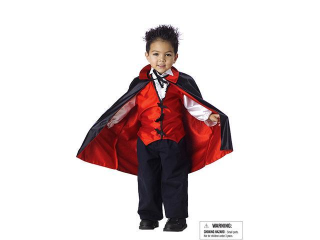 Toddler Vampire Costume California Costumes 8 00008