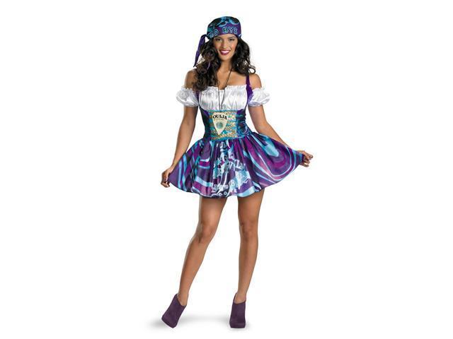 Womens Sassy Ouija Costume