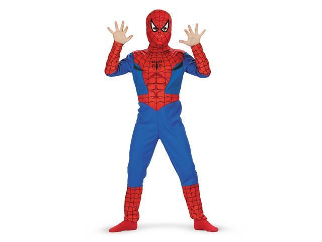 Child Spider Man? Costume Disguise 5111