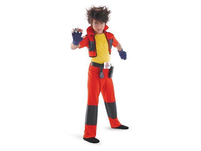 Child Bakugans Dan Costume