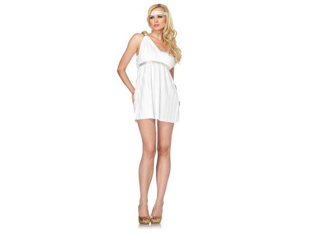 Womens Sexy Greek Goddess Athena Costume