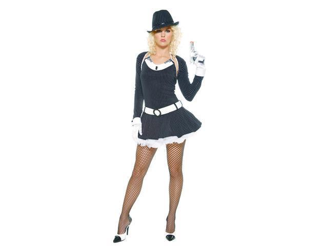Adults Sexy Bombshell Bugsy Costume