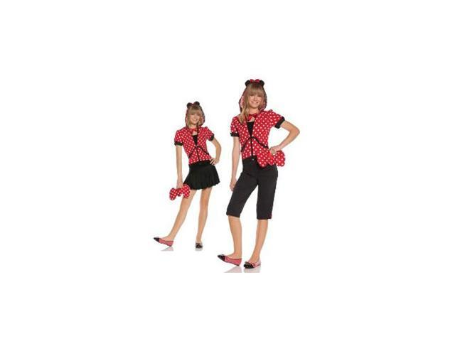 Women'S Miss Mouse Costume