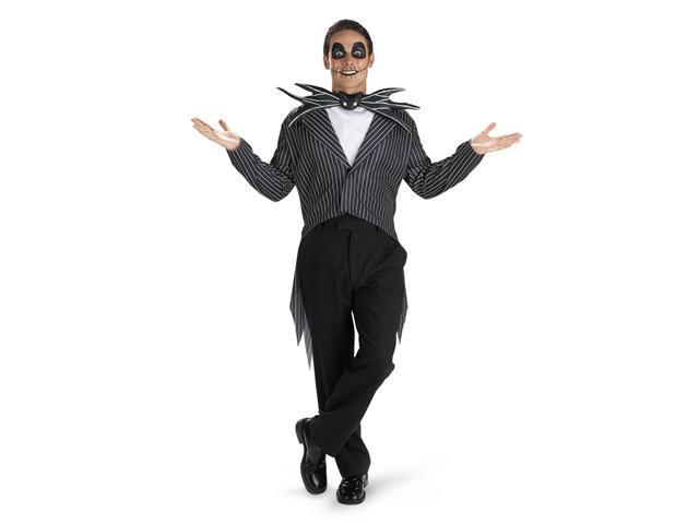 Adult Jack Skellington Costume Disguise 5686_Adult (38-40)